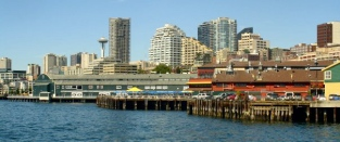 Sunny (?!) Seattle