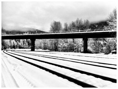 CP Rail yard
